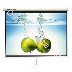 Jual Screen Projector Manual SCREENVIEW 50  Inch [MWSSV1212L]